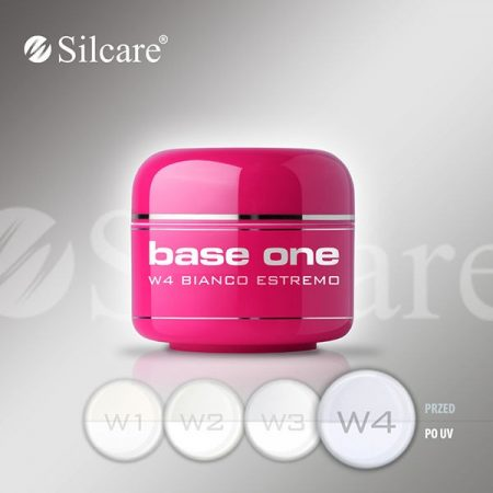Base one white W4