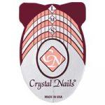Crystal nails sablon 50 db