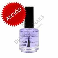 Diamond Nails bőrápoló olaj - frézia 15 ml